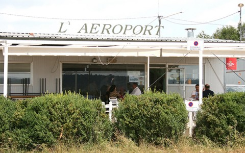 aeroport on menjar