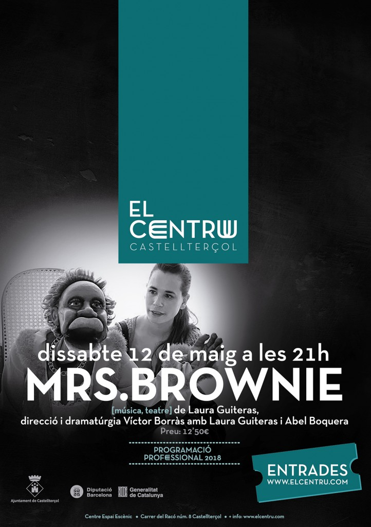 CARTELL A3 MRS BROWNIE ok